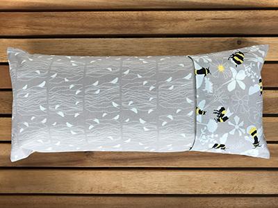 Bienen - Rückseite