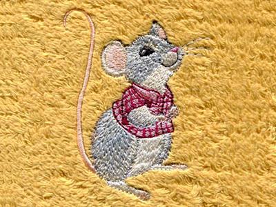 Maus rot