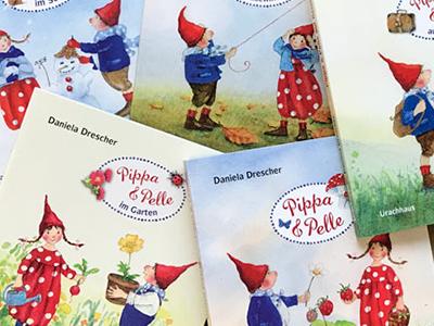 Pippa & Pelle Bücher
